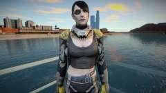 Widow From Shadowgun: Deadzone para GTA San Andreas