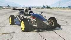 Ariel Atom 500 V8 2010 v2.0 para GTA 5