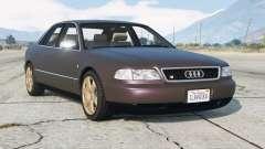 Audi S8 (D2) 1996〡add-on v1.4 para GTA 5