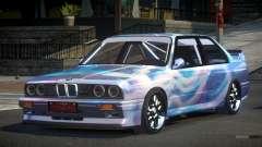 BMW M3 E30 GS-U S8 para GTA 4