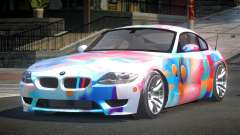 BMW Z4 U-Style S8 para GTA 4