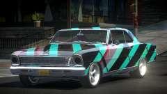 Chevrolet Nova PSI US S2 para GTA 4