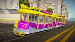 Mario Kart 8 Tram W
