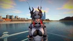 Miri (Dragon Knight) from Vindictus para GTA San Andreas