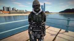 New Swat skin (good model) para GTA San Andreas