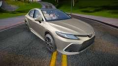 Toyota Camry V75 XLE 2021