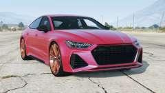Audi RS 7 Sportback 2020〡add-on para GTA 5