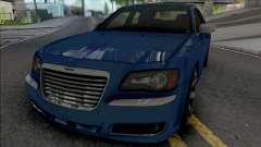 Chrysler 300C 2011 (SA Lights)