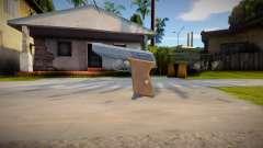 RE2: Remake - Broom Hc para GTA San Andreas