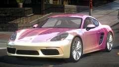 Porsche 718 U-Style S10 para GTA 4