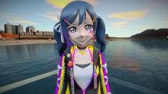 Setsuna Yuki - Pioneering a New World para GTA San Andreas