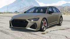 Audi RS 6 Avant (C8) 2019〡add-on v2.0 para GTA 5