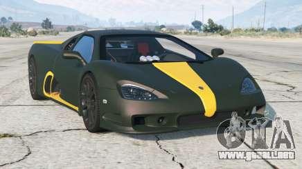 SSC Ultimate Aero 2009 v1.1 para GTA 5