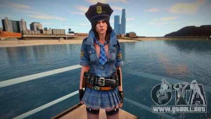 Helena Harper Cop para GTA San Andreas