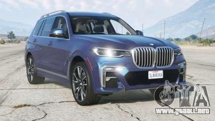BMW X7 xDrive50i M Sport (G07) 2020〡add-on v1.1 para GTA 5