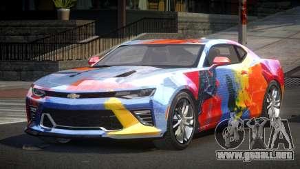 Chevrolet Camaro GS-R S3 para GTA 4
