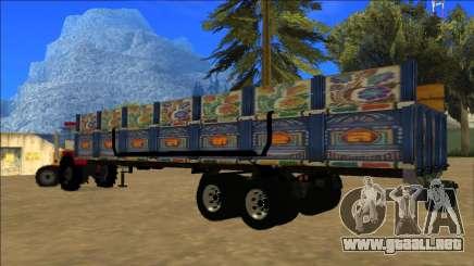 Remolque Punjabi por harinder mods para GTA San Andreas