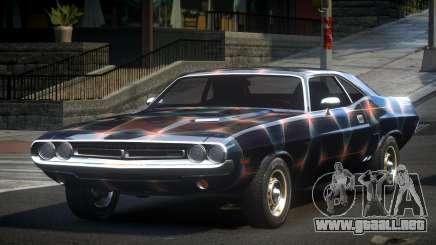 Dodge Challenger SP71 S3 para GTA 4