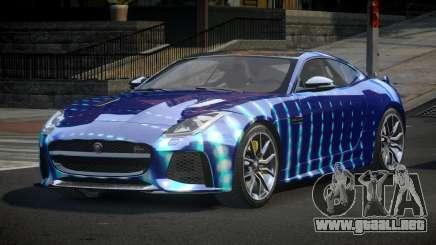 Jaguar F-Type U-Style S5 para GTA 4