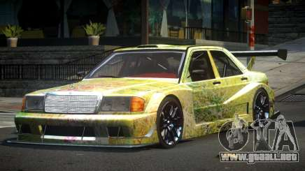 Mercedes-Benz 190E GST-U S10 para GTA 4