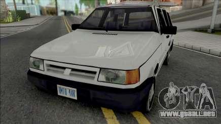 Fiat Elba 1995 para GTA San Andreas