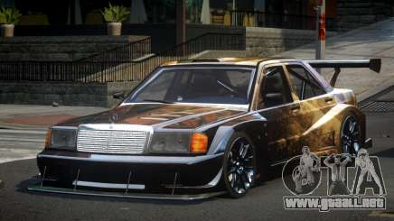 Mercedes-Benz 190E GST-U S2 para GTA 4