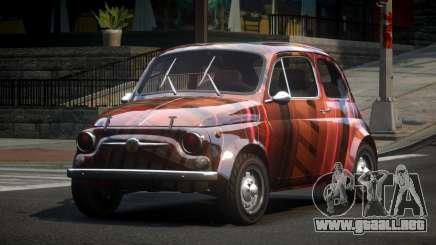 Fiat Abarth 70S S9 para GTA 4