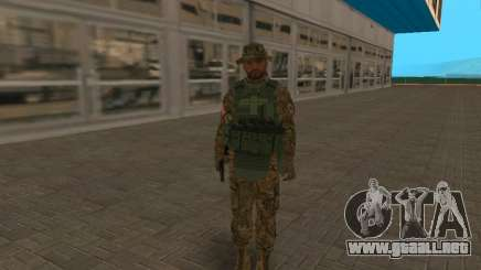 Fsb Oficial CSN SSO (Versión Panamka) para GTA San Andreas