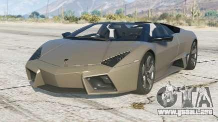 Lamborghini Reventon Roadster 2009〡add-on para GTA 5