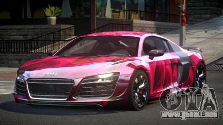Audi R8 ERS S2 para GTA 4