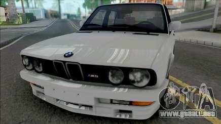 BMW M5 E28 (SA Lights) para GTA San Andreas
