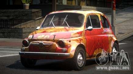 Fiat Abarth 70S S6 para GTA 4