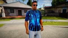 Don Omar T-Shirt for CJ para GTA San Andreas