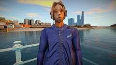 Maccer en una chaqueta elegante para GTA San Andreas