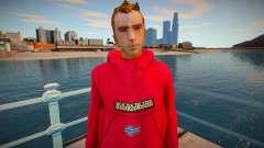 Fashionista Paul para GTA San Andreas