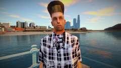 Wmybar en una camisa para GTA San Andreas