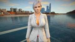 Dead Or Alive 5 - Christie (Costume 2) para GTA San Andreas