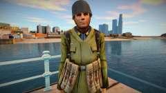 Fallschirmjaeger Gunner para GTA San Andreas