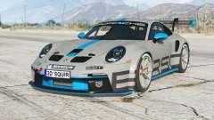 Porsche 911 GT3 Cup (992) 2020〡add-on para GTA 5