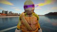 Donatello para GTA San Andreas