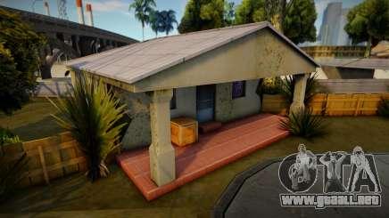 Nueva casa del gueto para GTA San Andreas