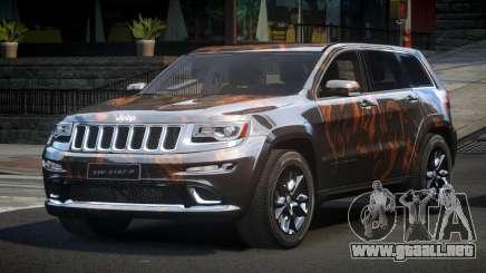 Jeep Grand Cherokee SP S2 para GTA 4