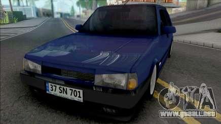 Tofas Dogan SLX (Borbet Rims) para GTA San Andreas