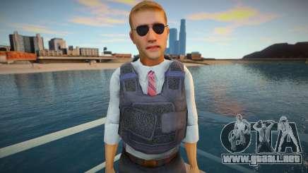 Oficial del FSB v1 para GTA San Andreas