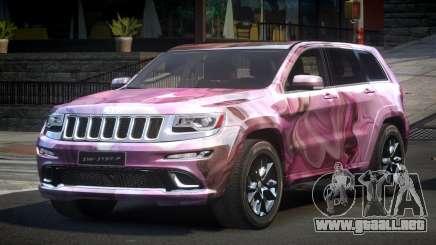 Jeep Grand Cherokee SP S8 para GTA 4