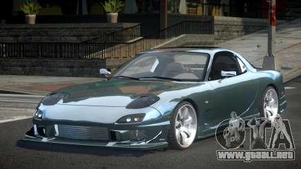 Mazda RX-7 GS para GTA 4