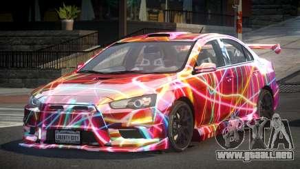 Mitsubishi Evo X SP S2 para GTA 4