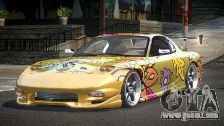 Mazda RX7 SP-I S4 para GTA 4