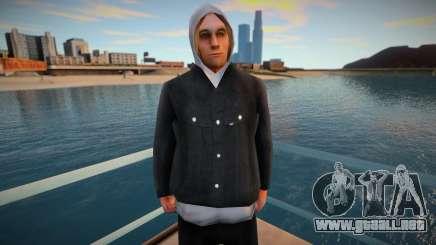 New Wmyst skin para GTA San Andreas