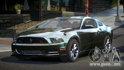Ford Mustang GST-U S4 para GTA 4